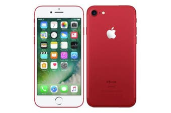 Apple iPhone 7 128GB 4G LTE [Refurbished-Good Condition] - Red
