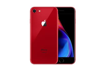 Apple iPhone 8 256GB (Brand New, International Model) - Red