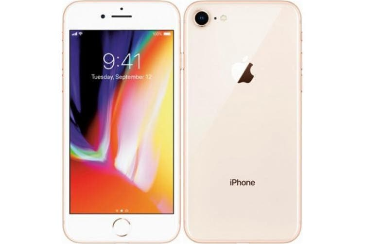 Apple iPhone 8 64GB (Brand New, International Model)- Gold