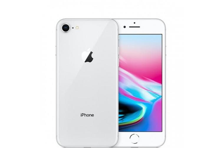 Apple iPhone 8 64GB (Brand New, International Model) - Silver