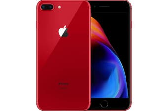Apple iPhone 8 Plus 256GB  [Refurbished-Good Condition]-Product Red