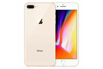Apple iPhone 8 Plus 64GB [Refurbished-As New Condition]-Gold