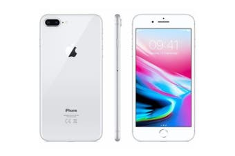Apple iPhone 8 Plus 64GB [Refurbished-As New Condition]-Silver
