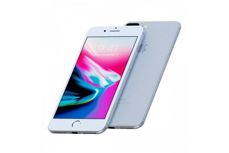 Apple iPhone 8 Plus 64GB [Brand New, International Model] - Silver