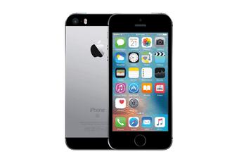 Apple iPhone SE 2GB/32GB [Refurbished- Fair condition] - Black