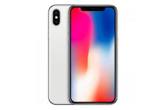 Apple iPhone X 64GB [Refurbished- Excellent Condition] (4G AU Stock Unlocked) - Silver