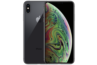 Apple iPhone XS Max 256GB [Refurbished- Good Condition]- Space Gray