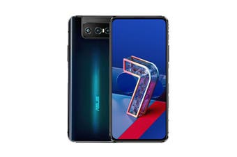 Asus Zenfone 7 Pro 5G 256GB 8GB RAM [ZS671KS] (International Model)- Aurora Black