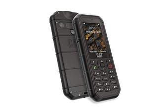 CAT B26 8MB 8MB RAM [Brand New, 1500mAh, Dual Sim, AU Seller] - Black