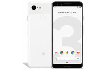 Google Pixel 3 64GB Excellent Condition (Refurbished) Clearly White