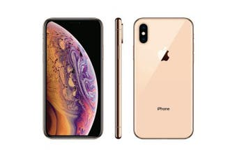 Apple iPhone XS 4GB/64GB [Refurbished- Good Condition]- Gold