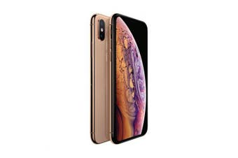 Apple iPhone XS Max 64GB [Refurbished- Flawless Condition]- Gold