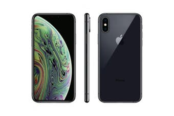 Apple iPhone XS Max 64GB [Refurbished- Flawless Condition]- Space Grey