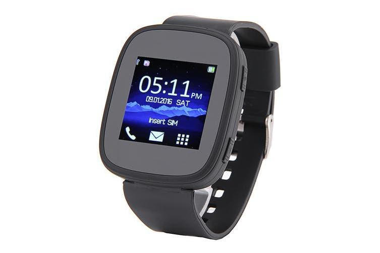 Brand New Ken Xin Da S7 Watch-Black