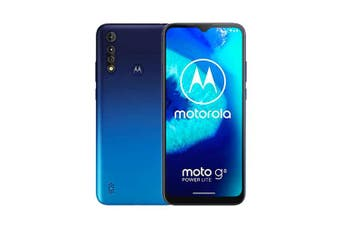 Motorola Moto G8 Power Lite 4GB/64GB Dual SIM [EU Model]- Royal Blue