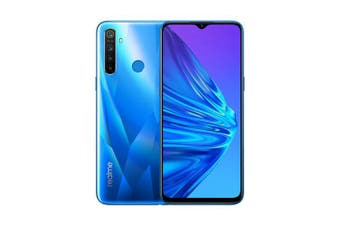 Realme 5 128GB 4GB RAM- Crystal Blue