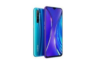 Realme XT Dual SIM Pearl Blue AU Seller - 128GB