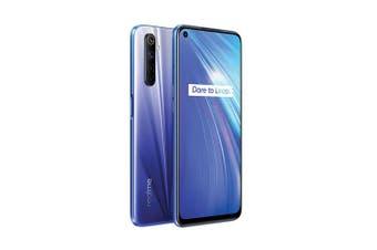 Realme 6 Dual SIM 128GB 8GB RAM 4G LTE - Comet Blue