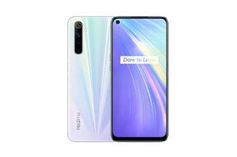 Realme 6 Dual SIM 128GB 8GB RAM 4G LTE - Comet White
