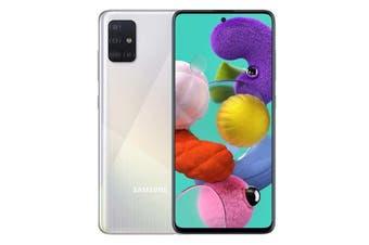 Samsung Galaxy A51 128GB 6GB RAM 4G LTE [Brand New, International Model] - White