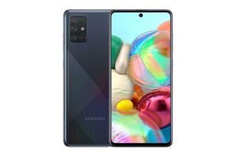 Samsung Galaxy A71 (8GB/128GB) Dual SIM AU SELLER - Prism Black [Overseas Model]