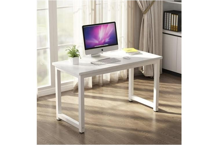 1 2m Modern Simple Office Desk White Colour Od002w Kogan Com
