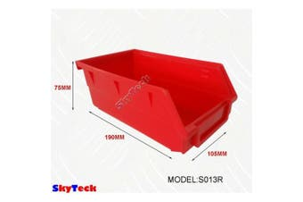 Plastic Storage Containers Storage Bin Organizer PK013