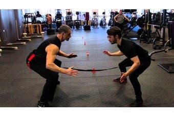 Morgan Evasion Belt (2 Belts + Attachment Cord) Agility Training