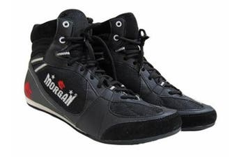 Morgan V2 Endurance Pro Boxing Boots Professional Grade High Quality