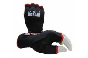 Morgan Elasticated Easy Hand Wraps - Hand Protection MMA Muay Thai Boxing