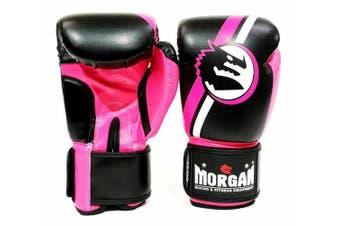 Morgan V2 Classic Boxing Gloves  (8-16Oz)
