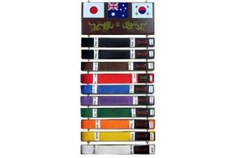 Yamasaki Martial Arts Belt Rack