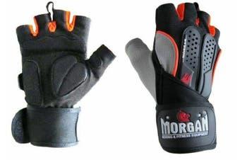 Morgan Xtr Weight Lifting & Cross Training Gloves