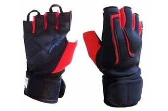Morgan Professional Weight/Cross Functional Fitness Gloves [Large]