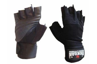 Morgan ''Shark'' Weight Lifting Gloves[Large]