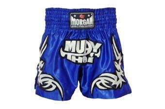 Morgan Muay Thai  Shorts - Aztec Warrior