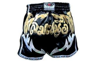 Morgan Elite Retro Muay Thai Shorts