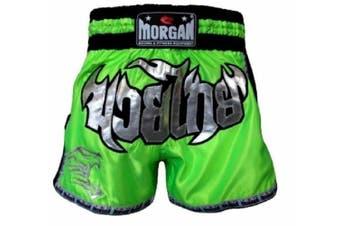 Morgan Bkk Ready Muay Thai Shorts