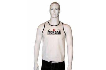Morgan Singlet - White