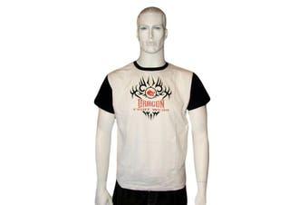Dragon T-Shirt  -  White