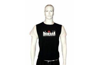Morgan T-Shirt  -  Black