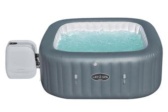 Bestway Inflatable Spa 4-6 Person Lay-Z HydroJet Hot Tub Outdoor Massage Pool