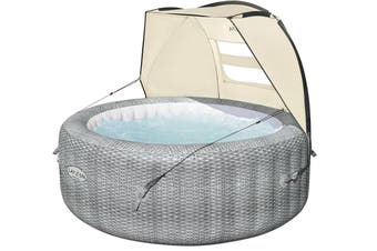 Bestway Inflatable Lay Z Spa Accessories Sun Shelter UV Protection Canopy Tent