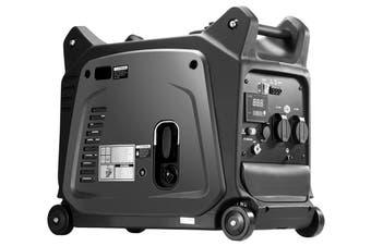 GenTrax Inverter Generator 3.5kVA Remote Electric Start PureSine Portable Petrol