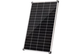Acemor 12V 200W Solar Panel Kit Mono Power Camping Caravan Battery Charge USB
