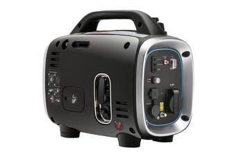 GenTrax Inverter Generator - 800W Max, 700W Rated, Sine Wave, Portable - Super Premium