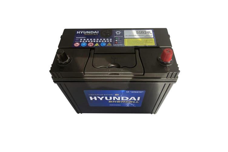 HYUNDAI 12V 750CCA Car Battery 90Ah SLA Sealed for Japanese Vehicle Solar Panel RV