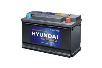 HYUNDAI 12V 440CCA Car Battery 45Ah SLA Sealed for Japanese Vehicle Solar Panel RV