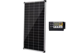Acemor 12V 300W Solar Panel Kit + 20A Controller Mono Power Camping Charge USB