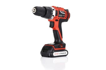 Matrix Power Tools 20V Cordless Brushed Drill Driver Skin Only NO Battery Charger